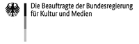 Logo der Kulturstaatsministerin für Eventförderung im Rude7