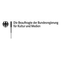 Logo für die Beauftragte der Bundesregierung für Kultur und Medien